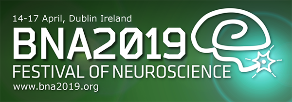 BNA2018 Festival of Neuroscience event logo bna2019.org