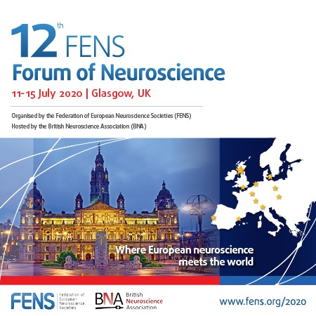 12th FENS Forum of Neuroscience event image; Where European Neuroscience meets the world