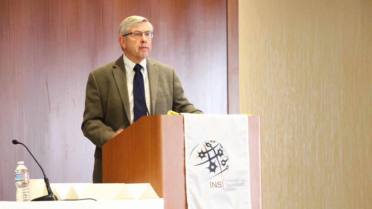 Walter Koroshetz, NINDS Director