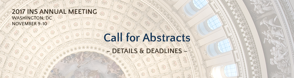 Learn more about our call for abstracts